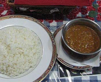 インドレストラン タジマハール/Tajmahal