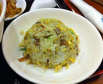 麻婆麺セット/東魁楼 シャポー船橋店