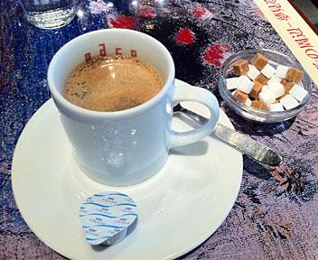 鶏ミンチとバジルのガパオライス/丸の内カフェ ease(イーズ)