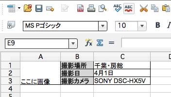 MovableTypeのエントリーに表を掲載する