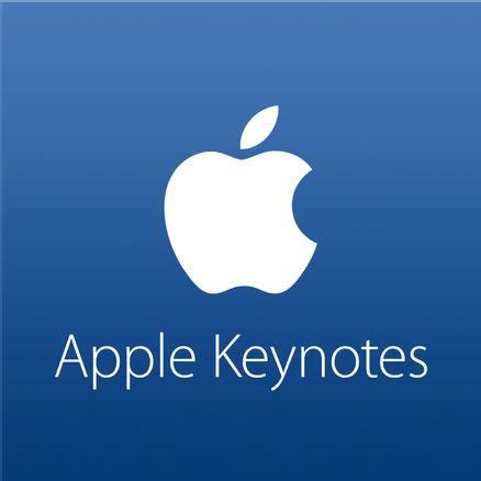 Macworld San Francisco Keynote 2007