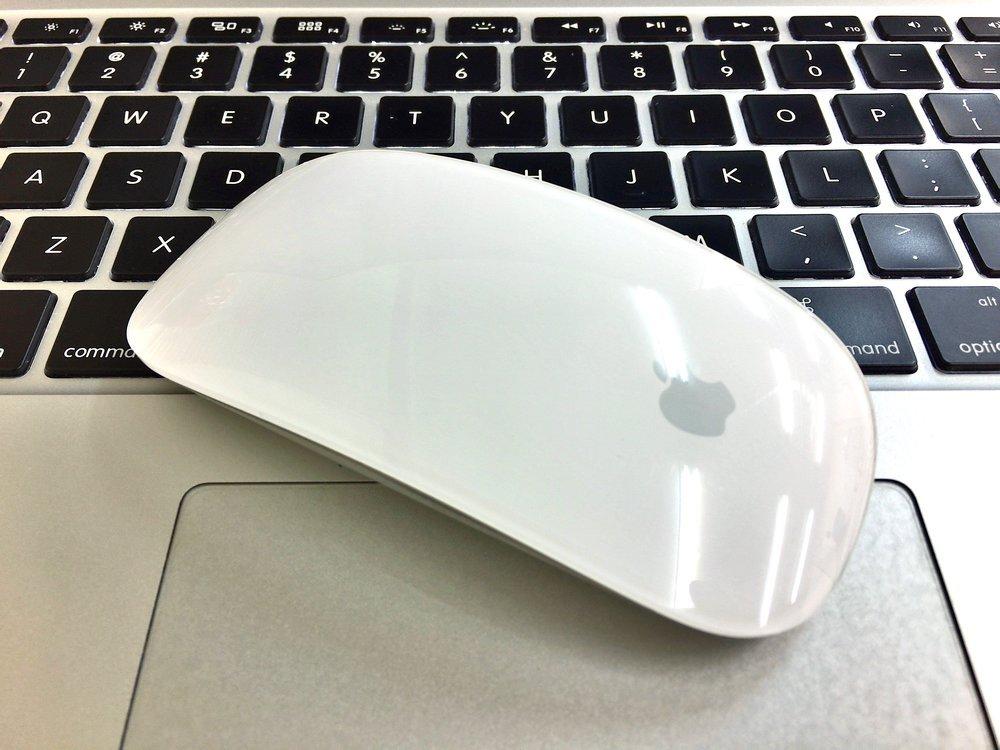 Magic Mouseの電池交換