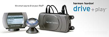 harman/kardon drive+play™(ドライブ アンド プレイ)