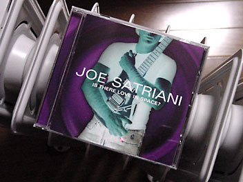 Joe Satriani -Is There Love in Space?-