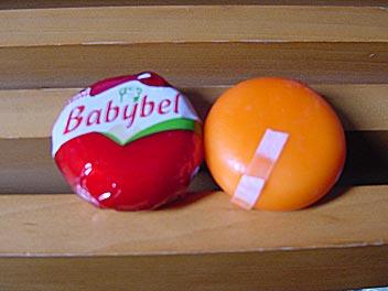 mini Babybel/ミニ ベビーベル