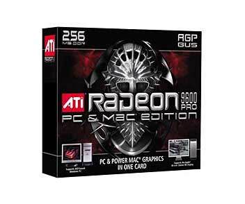 Radeon 9600 Pro PC and Mac Edition